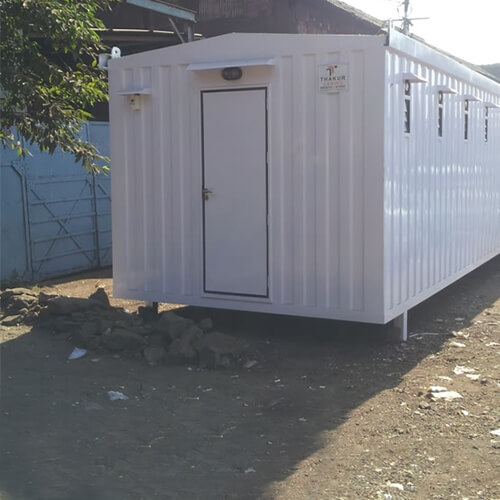 movable toilet